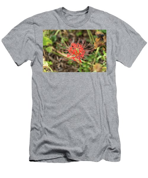 Strange Flower Men's T-Shirt (Athletic Fit)