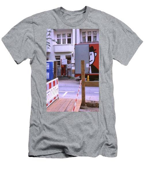 Street Works Men's T-Shirt (Athletic Fit)