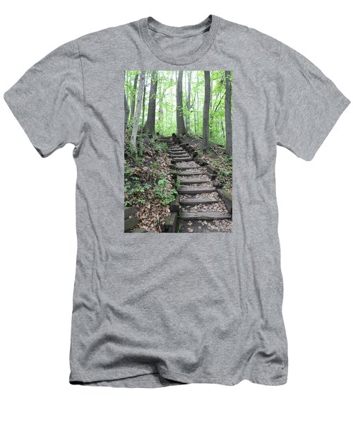 Stress Free This Way Men's T-Shirt (Athletic Fit)