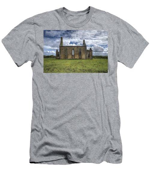Stthomas Church In Aran Islands, Inis Mor Men's T-Shirt (Athletic Fit)
