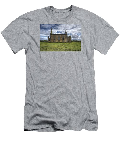 Stthomas Church In Aran Islands, Inis Mor Men's T-Shirt (Athletic Fit)