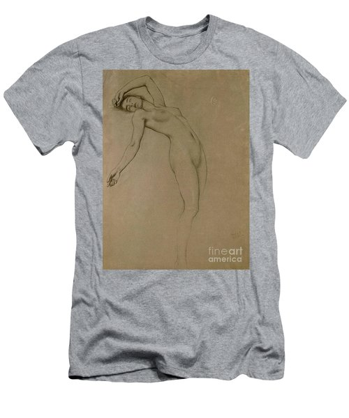 Study For Clyties Of The Mist Men's T-Shirt (Athletic Fit)