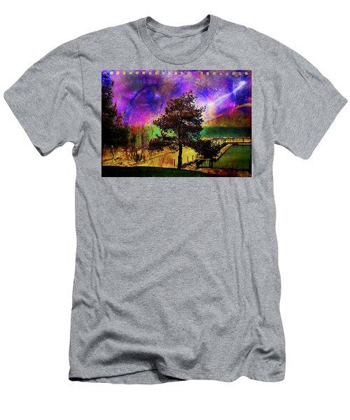 Sturgeon Point Men's T-Shirt (Athletic Fit)