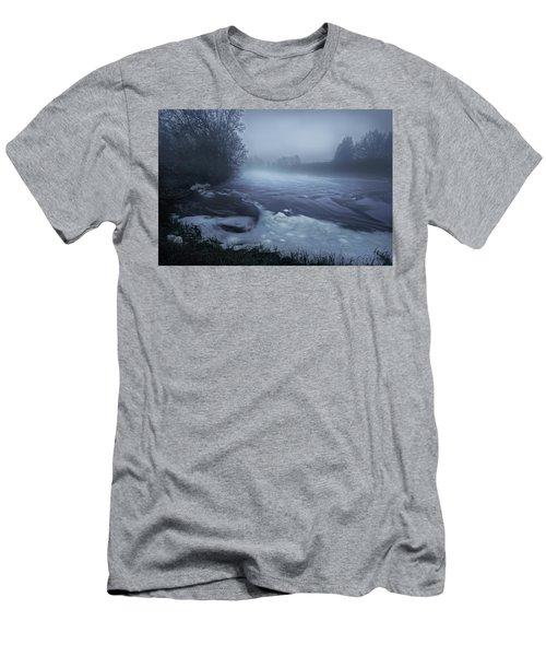 Sturgeon River Men's T-Shirt (Athletic Fit)
