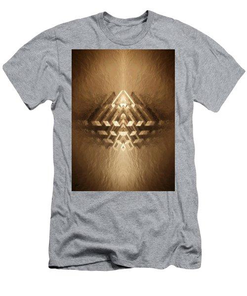 Subtle Geometrix Men's T-Shirt (Athletic Fit)