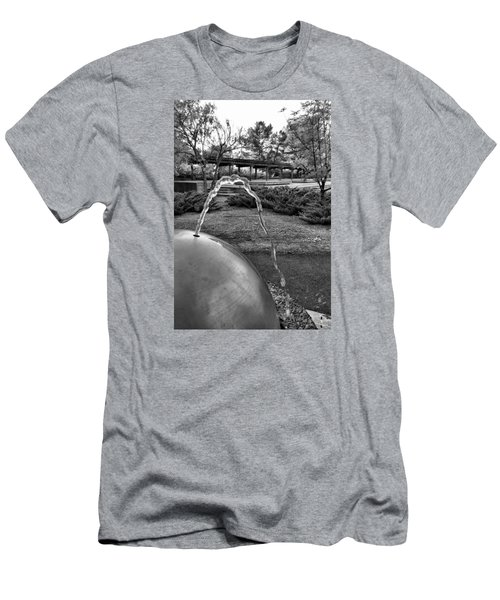 Suburban Thirst Quencher Men's T-Shirt (Athletic Fit)