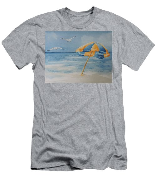 Summer Colors Men's T-Shirt (Athletic Fit)