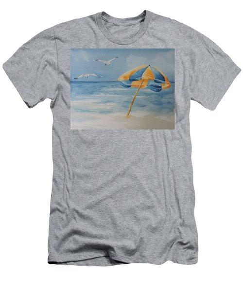 Summer Colors Men's T-Shirt (Athletic Fit)