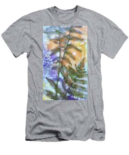 Summer Ferns Men's T-Shirt (Athletic Fit)