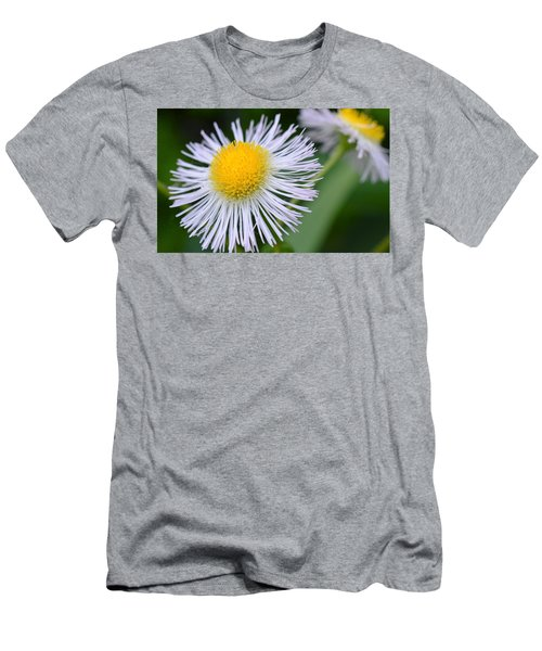 Summer Flower Men's T-Shirt (Athletic Fit)