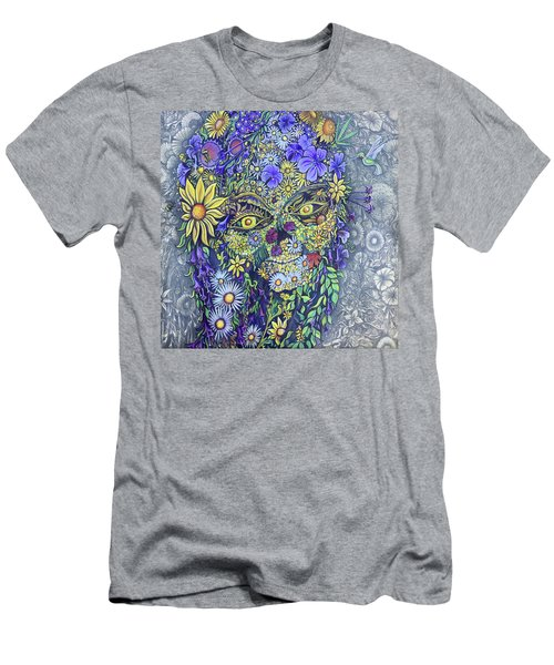Summer Girl Men's T-Shirt (Athletic Fit)