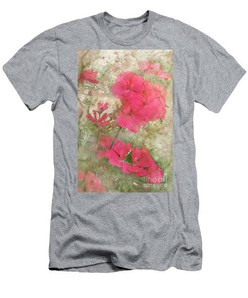 Summer Joy Men's T-Shirt (Athletic Fit)