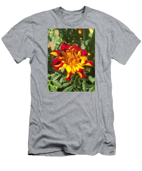 Summer Marigold Men's T-Shirt (Athletic Fit)