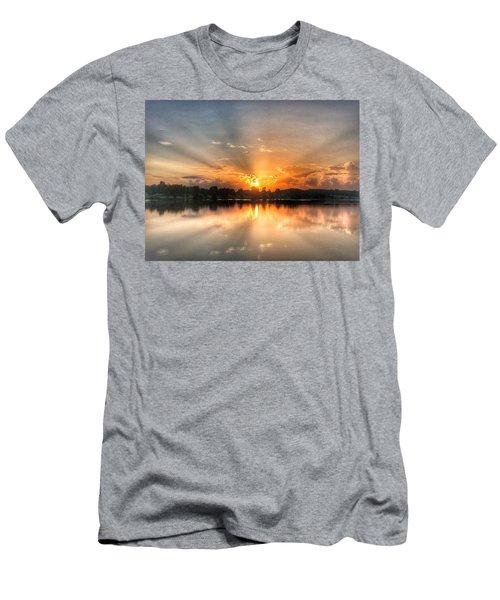 Summer Sunrise 2 - 2019 Men's T-Shirt (Athletic Fit)