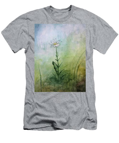 Summer Wildflower Men's T-Shirt (Athletic Fit)