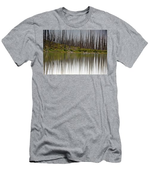 Summit Lake Men's T-Shirt (Athletic Fit)