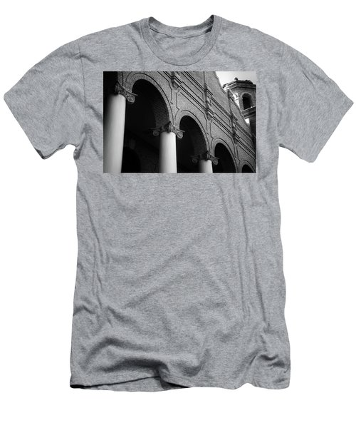 Men's T-Shirt (Slim Fit) featuring the photograph Sumter County Courthouse by Richard Rizzo