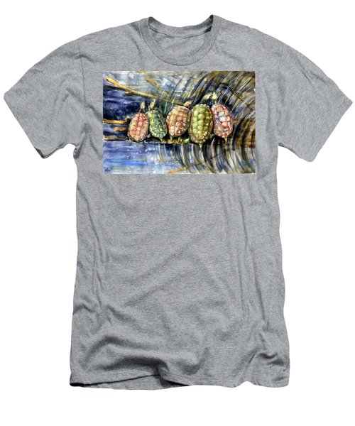Sunbath Men's T-Shirt (Athletic Fit)