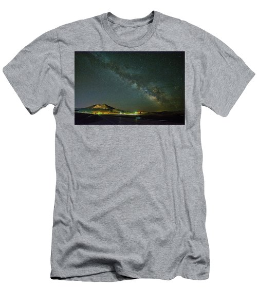 Sundance Milky Way Men's T-Shirt (Athletic Fit)