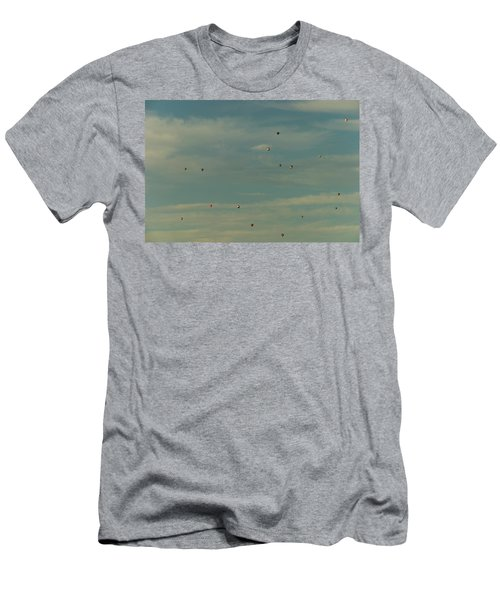 Sunday Meeting Men's T-Shirt (Athletic Fit)