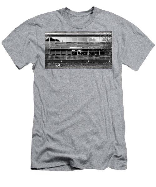 Sunday Walk Men's T-Shirt (Athletic Fit)