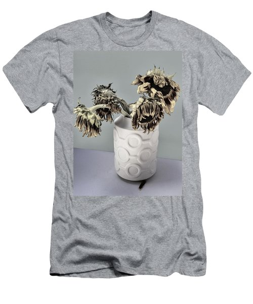 Sunflower Shades Of Fade Men's T-Shirt (Athletic Fit)
