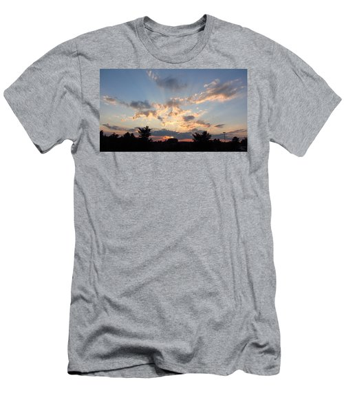 Sunlight Inspiration Men's T-Shirt (Athletic Fit)
