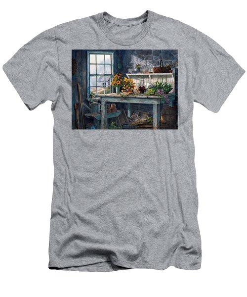 Sunlight Suite Men's T-Shirt (Athletic Fit)
