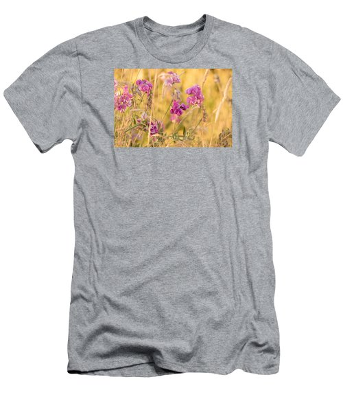 Sunny Garden 1 Men's T-Shirt (Athletic Fit)