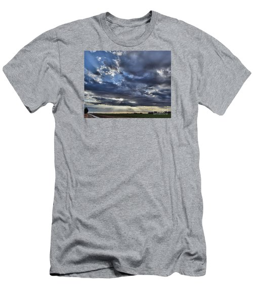 Sunrise 10-17-15 Men's T-Shirt (Athletic Fit)