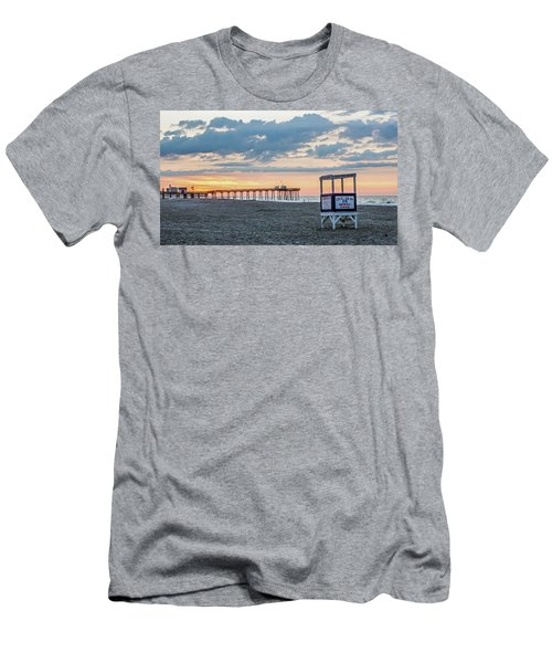 Sunrise At 16th Street Ocean City New Jersey Men's T-Shirt (Athletic Fit)