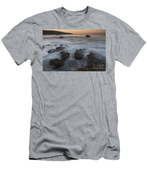 Sunrise At Laguna Beach II Men's T-Shirt (Athletic Fit)