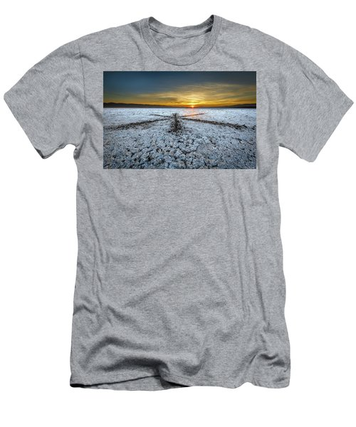 Sunrise At Soda Lake Men's T-Shirt (Athletic Fit)