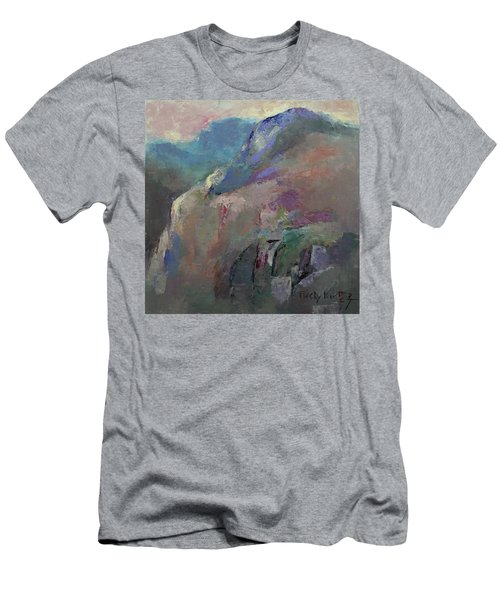 Sunrise Men's T-Shirt (Slim Fit) by Becky Kim