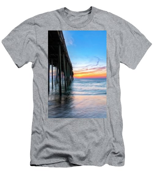 Sunrise Blessing Men's T-Shirt (Athletic Fit)