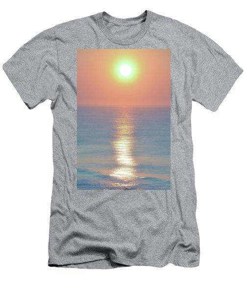 Sunrise Men's T-Shirt (Athletic Fit)