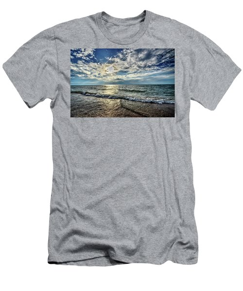 Sunset 32 Men's T-Shirt (Athletic Fit)