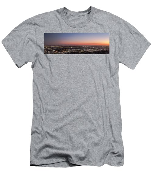 Sunset Dreaming Men's T-Shirt (Athletic Fit)