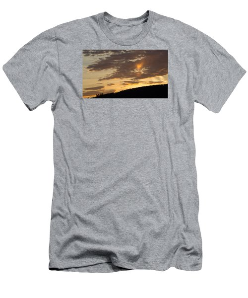Sunset On Hunton Lane #5 The Heart Knows Men's T-Shirt (Athletic Fit)