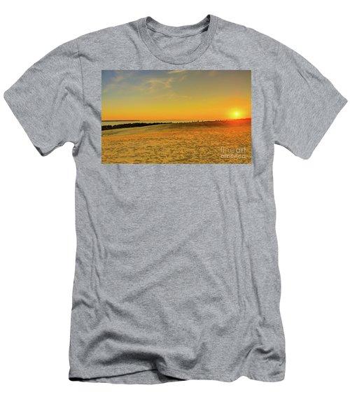 Sunset On Jockey Ridge Men's T-Shirt (Athletic Fit)