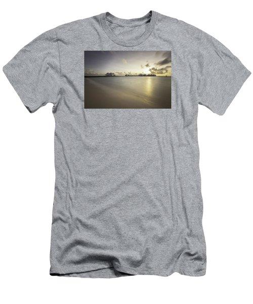 Sunset Paradise Men's T-Shirt (Athletic Fit)