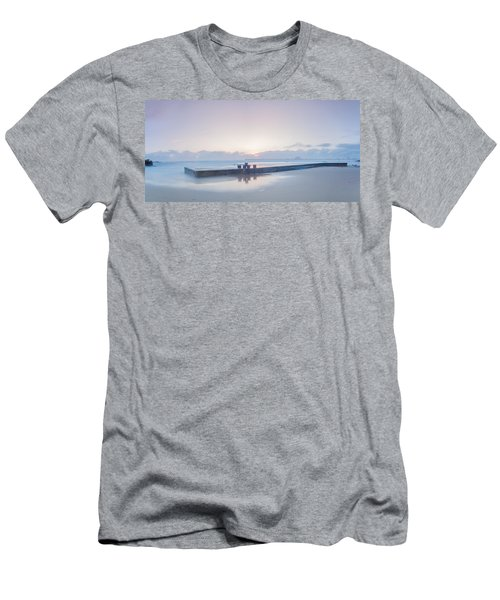 Sunset Wonder.. Men's T-Shirt (Athletic Fit)