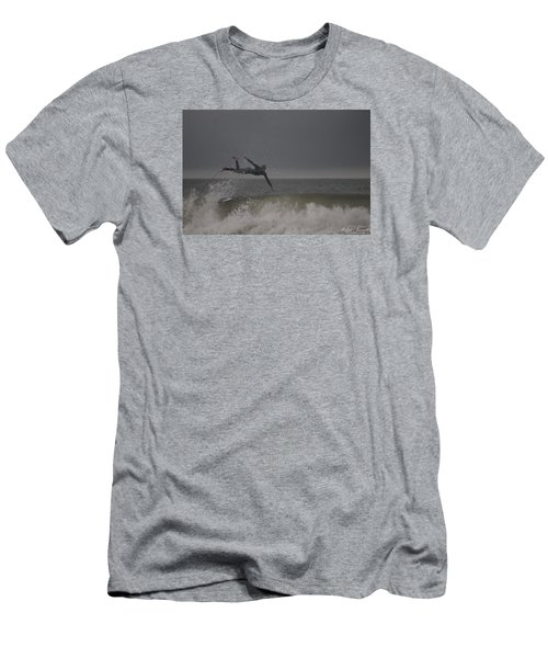 Men's T-Shirt (Slim Fit) featuring the photograph Super Surfing by Robert Banach