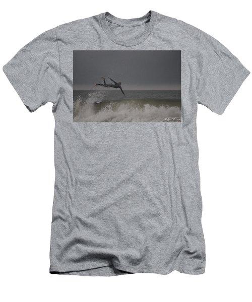 Super Surfing Men's T-Shirt (Athletic Fit)