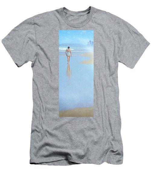 Surfers Paradise Men's T-Shirt (Athletic Fit)