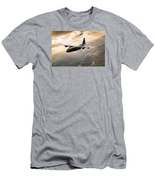 Surprise Package Men's T-Shirt (Athletic Fit)