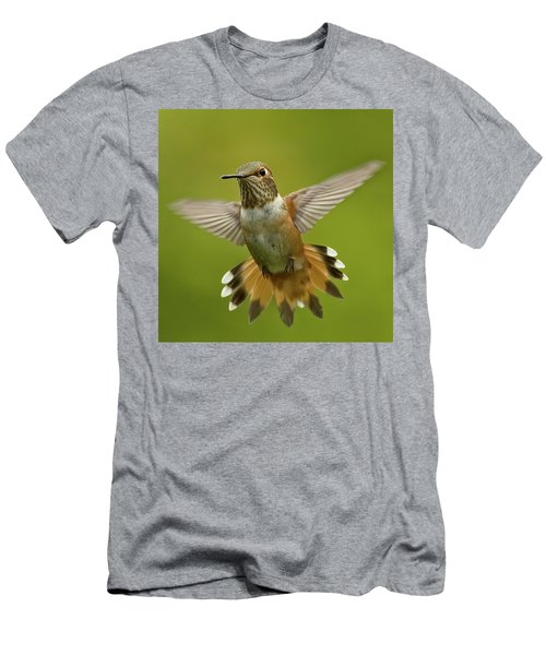Surprise Men's T-Shirt (Slim Fit) by Sheldon Bilsker