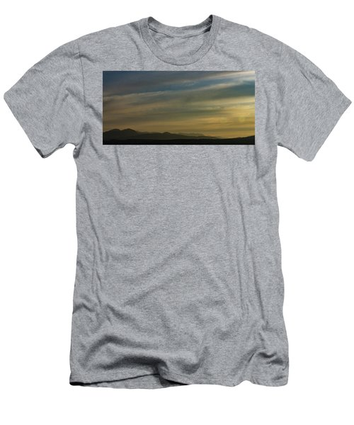 Surreal Sunset Men's T-Shirt (Athletic Fit)