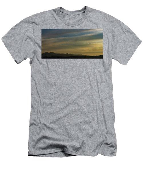Surreal Sunset Men's T-Shirt (Athletic Fit)