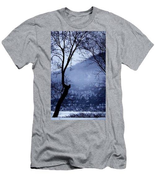 Susquehanna Dreamin... Men's T-Shirt (Athletic Fit)